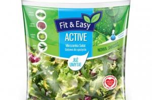 Green Factory: Rynek convenience food w sałatach ciętych rośnie o 20 proc. rocznie
