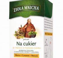 Marka Big-Active z nowym produktem - Ziołami Mnicha Na Cukier
