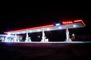 Nowe stacje Total przy zachodniej granicy