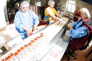 Nestle inwestuje na Ukrainie pomimo problemów na wschodzie kraju