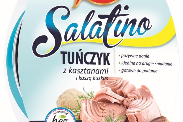 Graal wprowadza nową linię produktową - Salatino