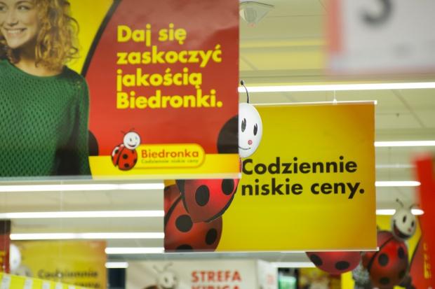 Szef Biedronki nt. zakupu sklepów Tesco i konsolidacji rynku