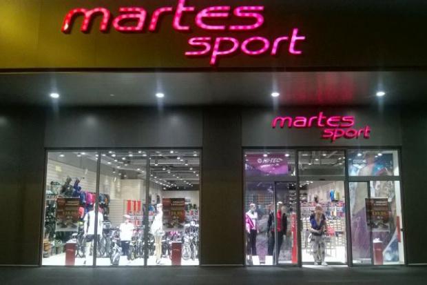 Sieć sklepów Martes Sport będzie się rozwijać w większych miastach