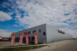 Zdjęcie numer 3 - galeria: Grupa Mar-Ol ukończyła rozbudowę magazynu centralnego - fotogaleria