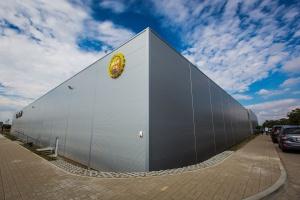 Zdjęcie numer 4 - galeria: Grupa Mar-Ol ukończyła rozbudowę magazynu centralnego - fotogaleria