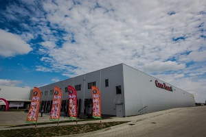 Grupa Mar-Ol ukończyła rozbudowę magazynu centralnego - fotogaleria
