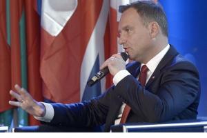 Duda: Jest szansa na zniesienie wiz dla Polaków