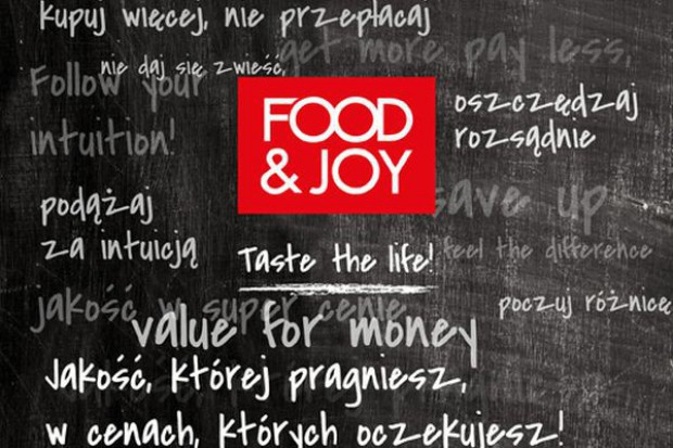 Alma Market zamyka Food & Joy?