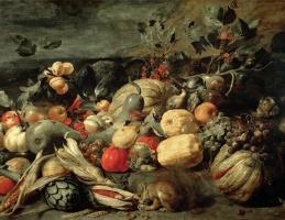 Zdjęcie numer 2 - galeria: Warzywa sezonowe w sklepie Carrefour - sztuka ekspozycji