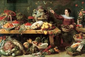 Zdjęcie numer 3 - galeria: Warzywa sezonowe w sklepie Carrefour - sztuka ekspozycji