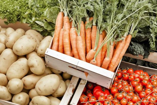 Niższe szacunku zbiorów owoców i warzyw