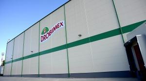 Drobimex otworzył nową halę w Szczecinie Dąbiu