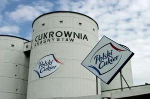 Krajowa Spółka Cukrowa uruchomiła produkcję cukru w Kruszwicy