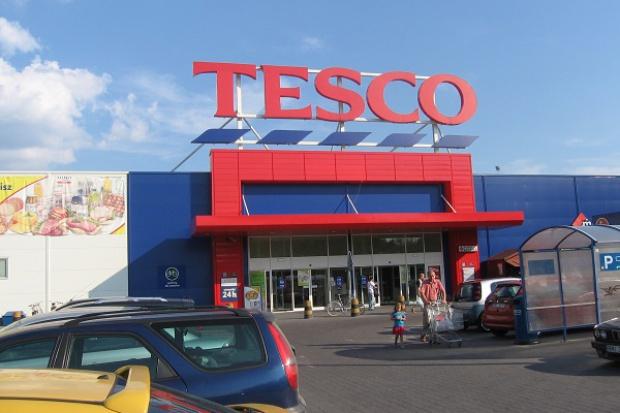 Tesco chce szybciej płacić dostawcom