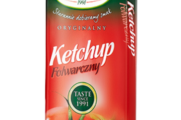 Ketchup Folwarczny - must have w każdej gastronomii