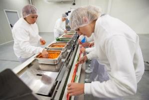 Zdjęcie numer 5 - galeria: Sushi Factory otworzyło dużą fabrykę pod Poznaniem. Planuje kolejne inwestycje