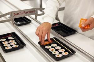 Zdjęcie numer 7 - galeria: Sushi Factory otworzyło dużą fabrykę pod Poznaniem. Planuje kolejne inwestycje
