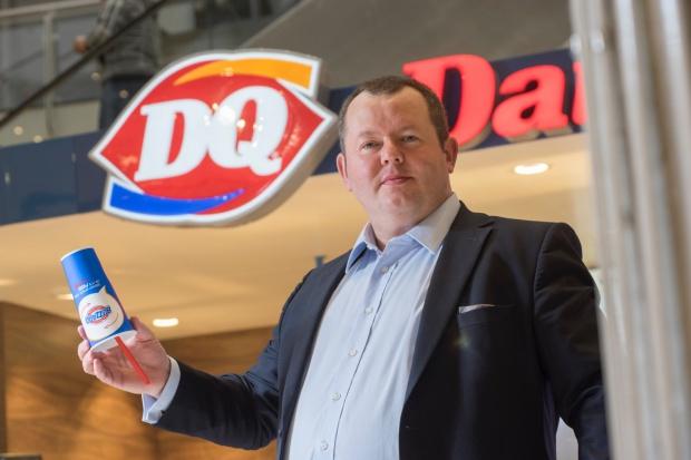 Andrzej Uryga, prezes Sparrow 4 (Dairy Queen) - przeczytaj obszerny wywiad