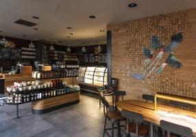 AmRest otwiera kolejną kawiarnię konceptu Starbucks Reserve w Polsce (zdjęcie)