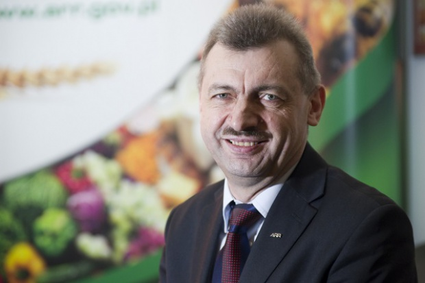Wiceszef ARR: sukces eksportu rolno-spożywczego to wynik ciężkiej pracy