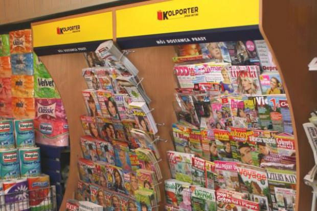 Kolporter wypracował 4,5 mld zł przychodów ze sprzedaży