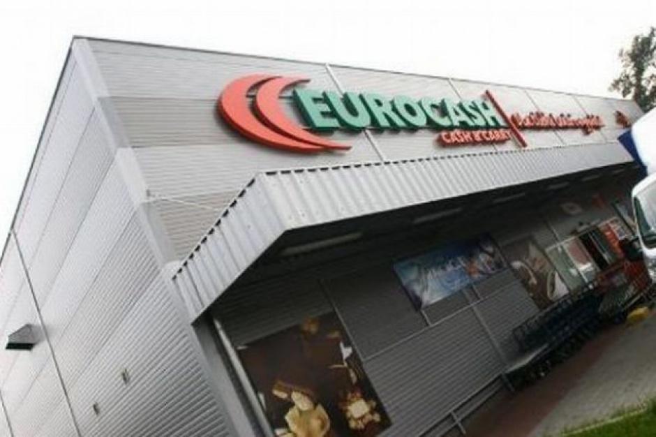 Akcje Eurocashu tracą na wartości ponad 7 proc.