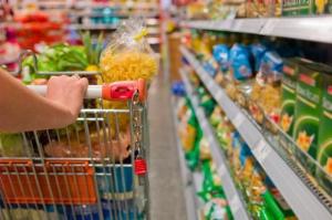 W ciągu roku wzrosła wartość sprzedaży w małych sklepach