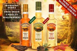 CEDC poszerza portfel wódek Żubrówka