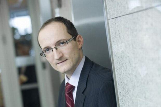 Piotr Grauer, dyrektor w firmie doradczej KPMG uczestnikiem VIII Forum Rynku Spożywczego i Handlu