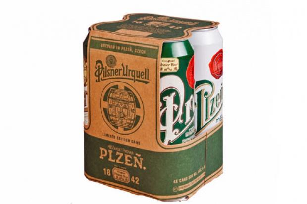 Pilsner Urquell wprowadził limitowaną edycję puszek