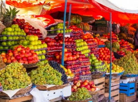 Ceny owoców w Rosji wzrosły nawet do 50 proc.
