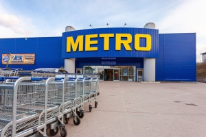 Sprzedaż Metro Group wzrosła o 1,5 proc. a Real notuje spadki