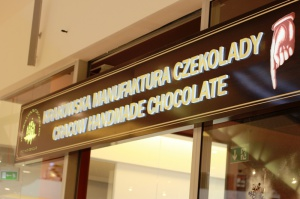 Krakowska Manufaktura Czekolady rusza w Polskę