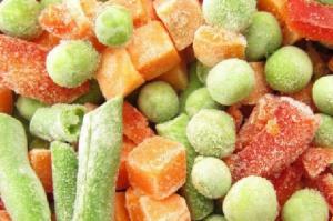 Ceny warzyw mrożonych wyższe niż rok temu
