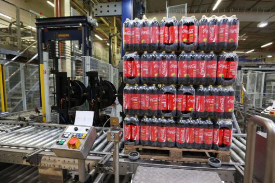 Coca-Cola Company ze spadkiem przychodów. To wynik niekorzystnego kursu dolara