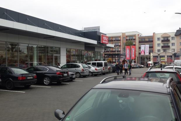Park handlowy z marketem sieci Topaz wystartował w Lubartowie