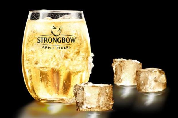 Grupa Żywiec zadowolona z wyników sprzedaży cydru Strongbow