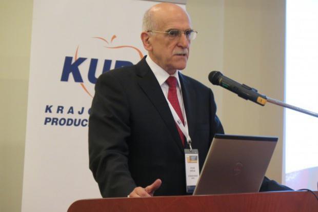 Julian Pawlak, prezes KUPS, prelegentem VIII Forum Rynku Spożywczego i Handlu