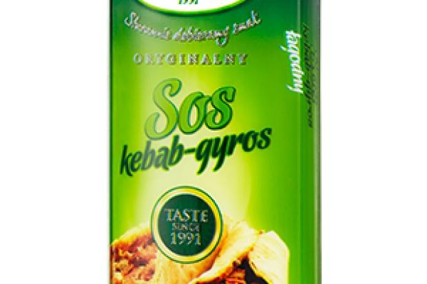 Sos kebab gyros łagodny - odnajdzie się w każdej kuchni
