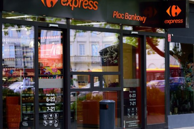Carrefour mocno rozwija franczyzę. Ruszyło 90 sklepów