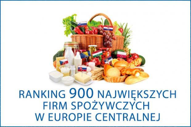 900 największych firm spożywczych Europy Centralnej  - edycja 2015