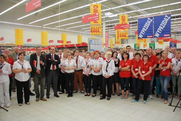 Grupa Auchan uprościła swoją strukturę organizacyjną
