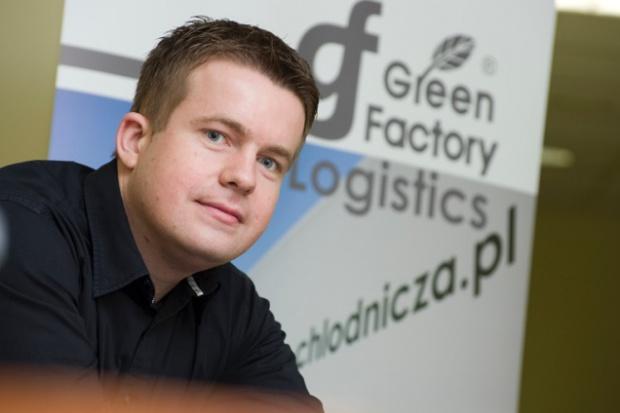 Dyrektor Green Factory Logistics prelegentem VIII Forum Rynku Spożywczego i Handlu