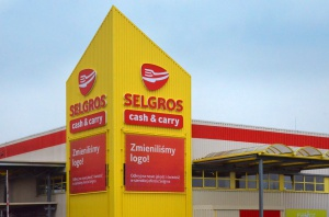 Selgros przeprowadza rebranding. Nowe logo