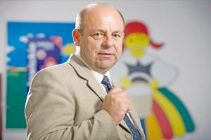 Jan Dąbrowski, prezes OSM �owicz prelegentem VIII Forum Rynku Spożywczego i Handlu 2015