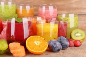 Znaczenie soków w diecie
