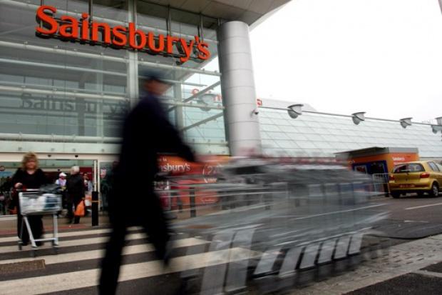 Sainsbury's testuje nowy format sklepów
