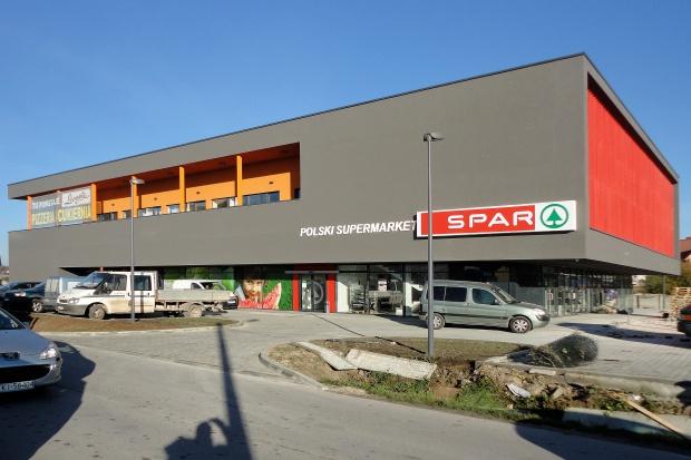 208 sklepów Spar w Polsce