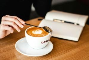Costa Coffee ma 100 kawiarni w Polsce. Chce mieć 800 punktów w całym kraju