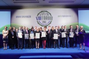 """Przyznano certyfikaty """"Dobry produkt - wybór ekspertów 2015"""" (galeria zdjęć)"""